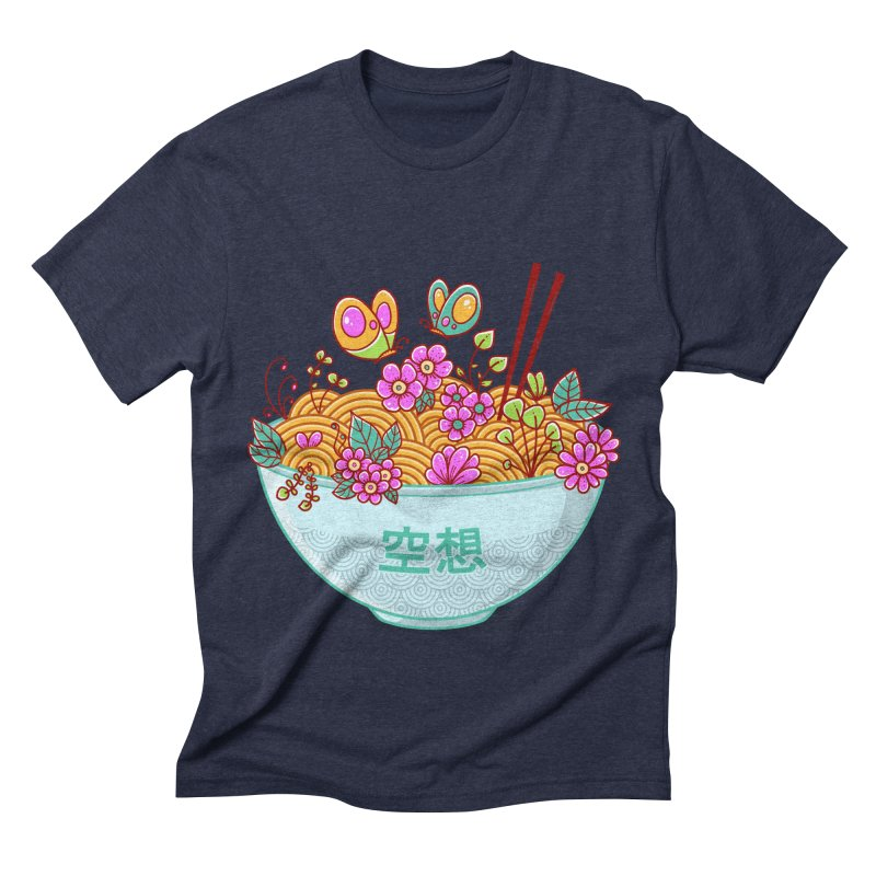 Ramen Fantasy Men's Triblend T-Shirt by godzillarge's Artist Shop