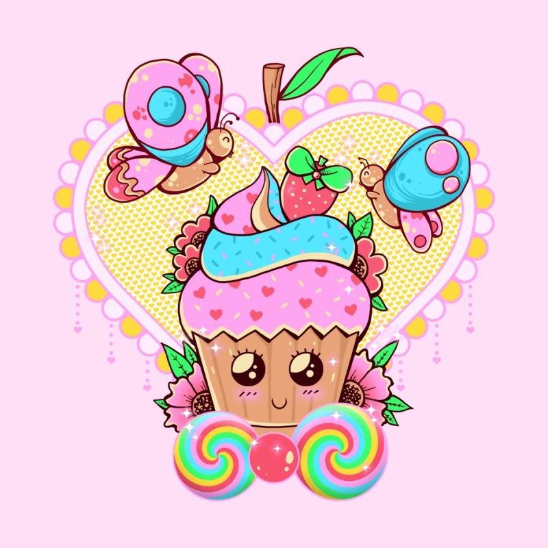 Kawaii Cupcake by godzillarge's Artist Shop
