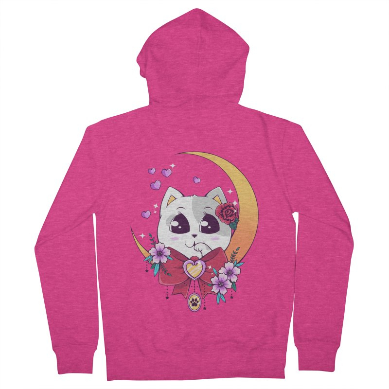 Come Here Women's French Terry Zip-Up Hoody by godzillarge's Artist Shop