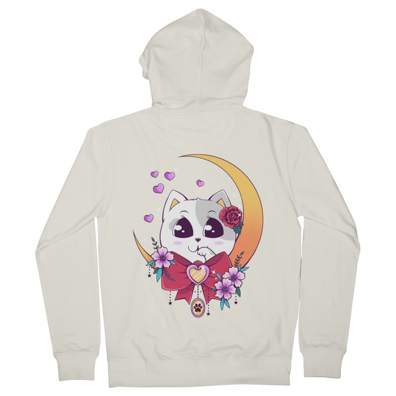 Come Here Men's French Terry Zip-Up Hoody by godzillarge's Artist Shop
