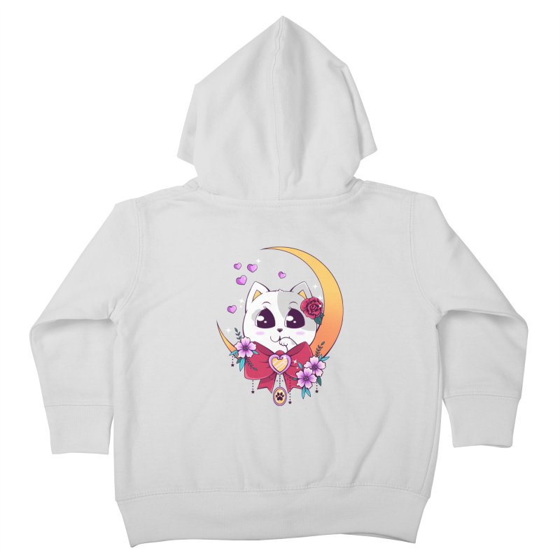 Come Here Kids Toddler Zip-Up Hoody by godzillarge's Artist Shop