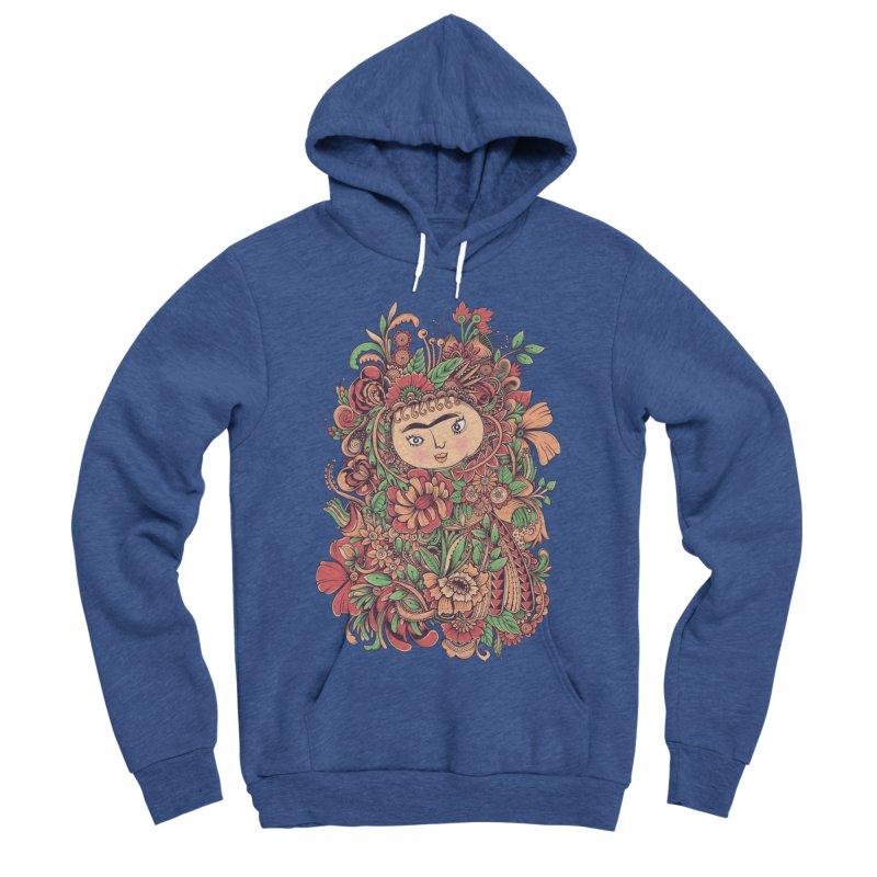 Chloris Men's Sponge Fleece Pullover Hoody by godzillarge's Artist Shop