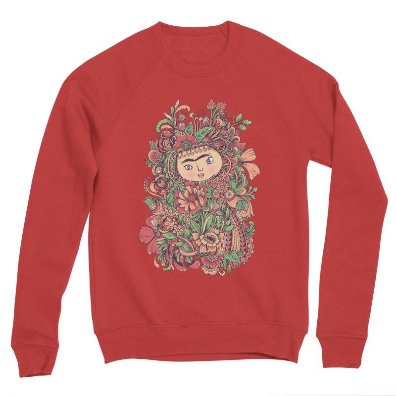 Chloris Women's Sponge Fleece Sweatshirt by godzillarge's Artist Shop