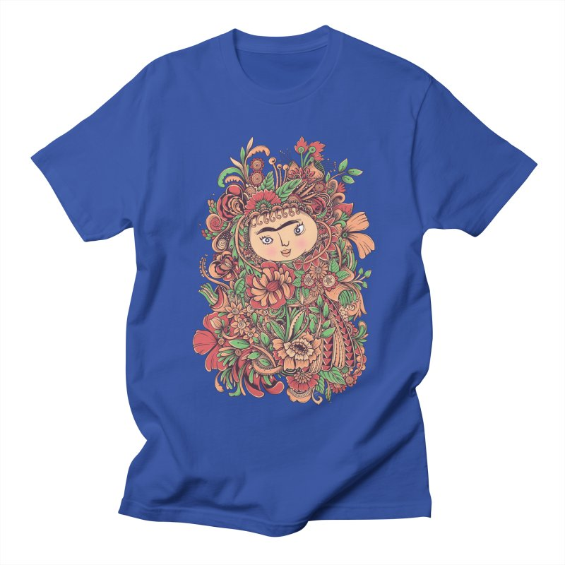 Chloris Women's Regular Unisex T-Shirt by godzillarge's Artist Shop