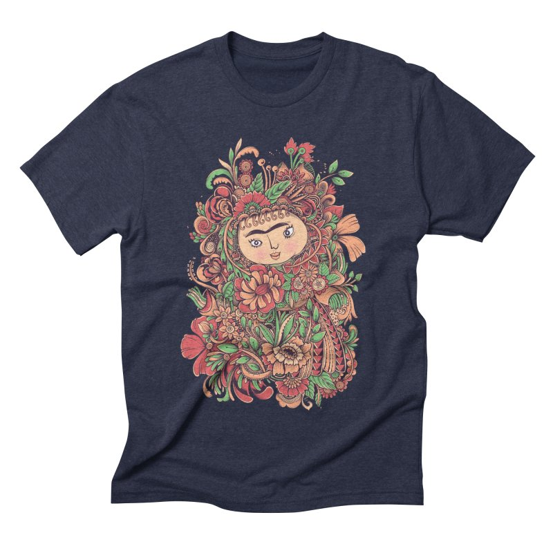 Chloris Men's Triblend T-Shirt by godzillarge's Artist Shop