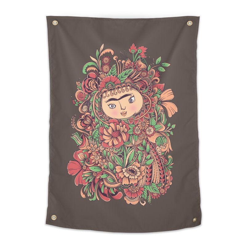 Chloris Home Tapestry by godzillarge's Artist Shop