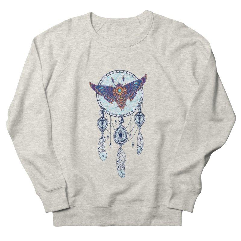 Weird Dreams Women's French Terry Sweatshirt by godzillarge's Artist Shop