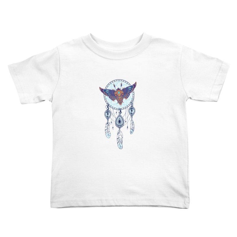 Weird Dreams Kids Toddler T-Shirt by godzillarge's Artist Shop