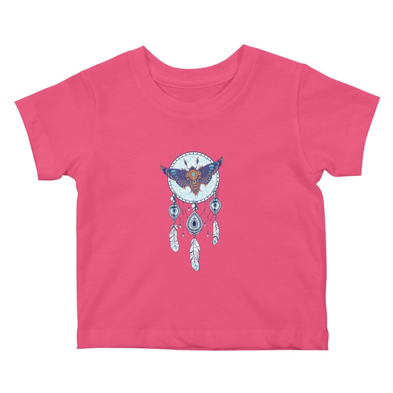Weird Dreams Kids Baby T-Shirt by godzillarge's Artist Shop