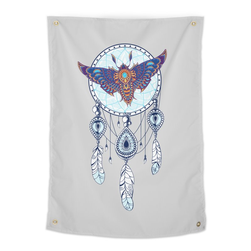 Weird Dreams Home Tapestry by godzillarge's Artist Shop