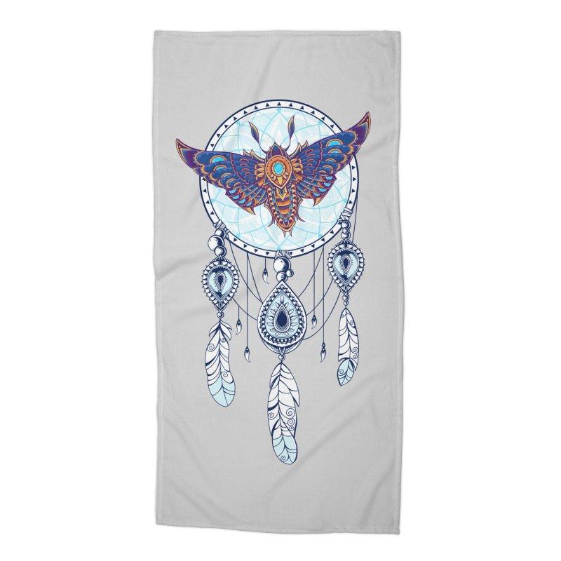 Weird Dreams Accessories Beach Towel by godzillarge's Artist Shop