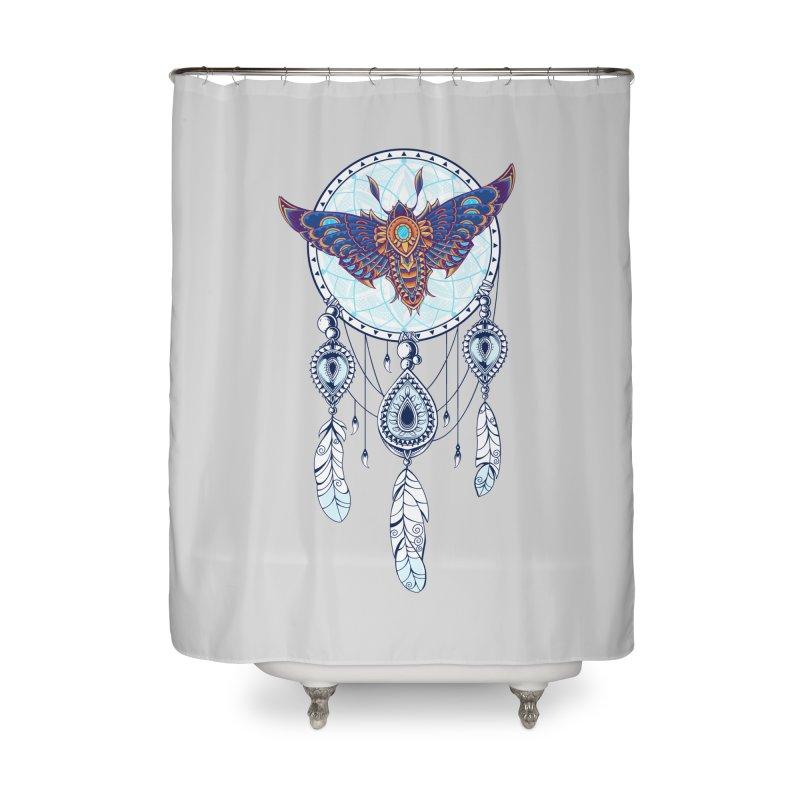 Weird Dreams Home Shower Curtain by godzillarge's Artist Shop