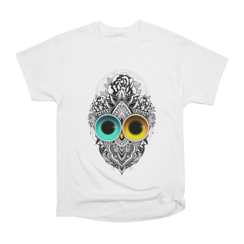 Eclipse Men's Heavyweight T-Shirt by godzillarge's Artist Shop