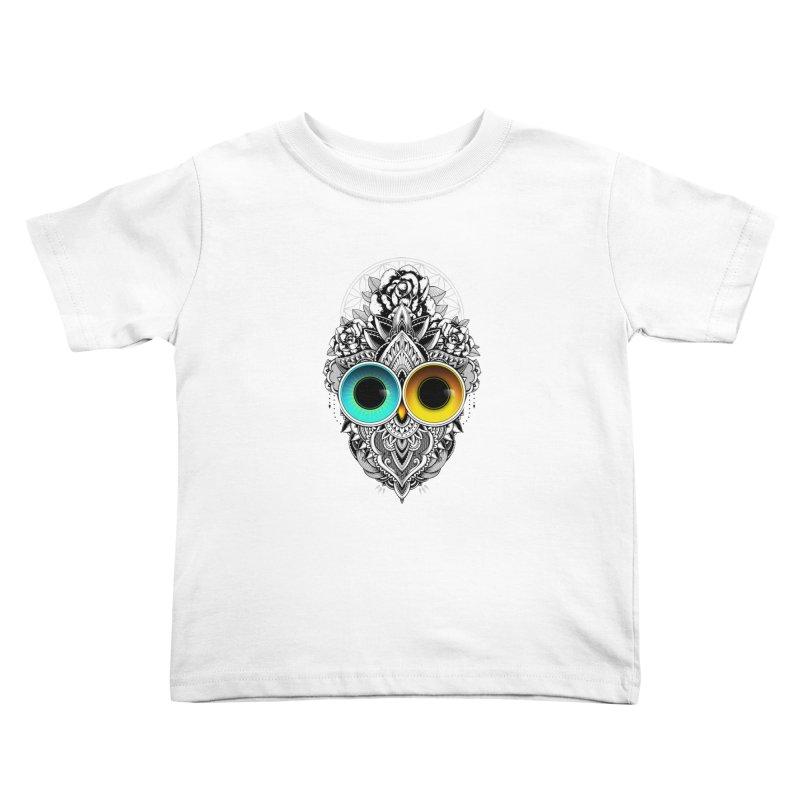 Eclipse Kids Toddler T-Shirt by godzillarge's Artist Shop