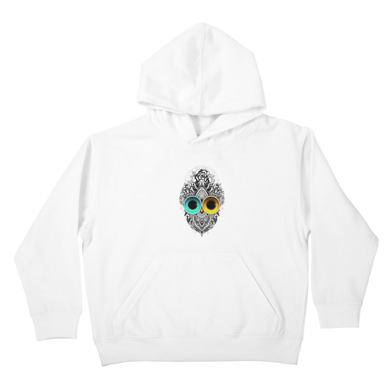 Eclipse Kids Pullover Hoody by godzillarge's Artist Shop