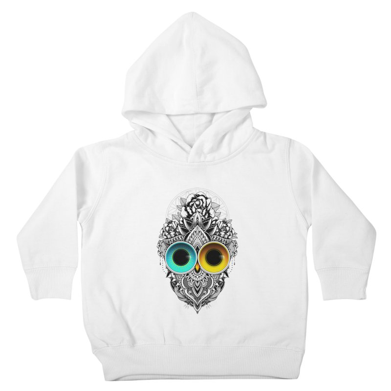 Eclipse Kids Toddler Pullover Hoody by godzillarge's Artist Shop