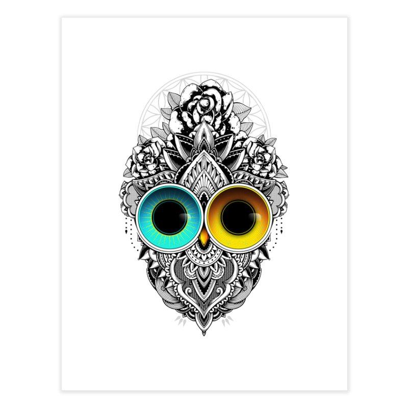 Eclipse Home Fine Art Print by godzillarge's Artist Shop