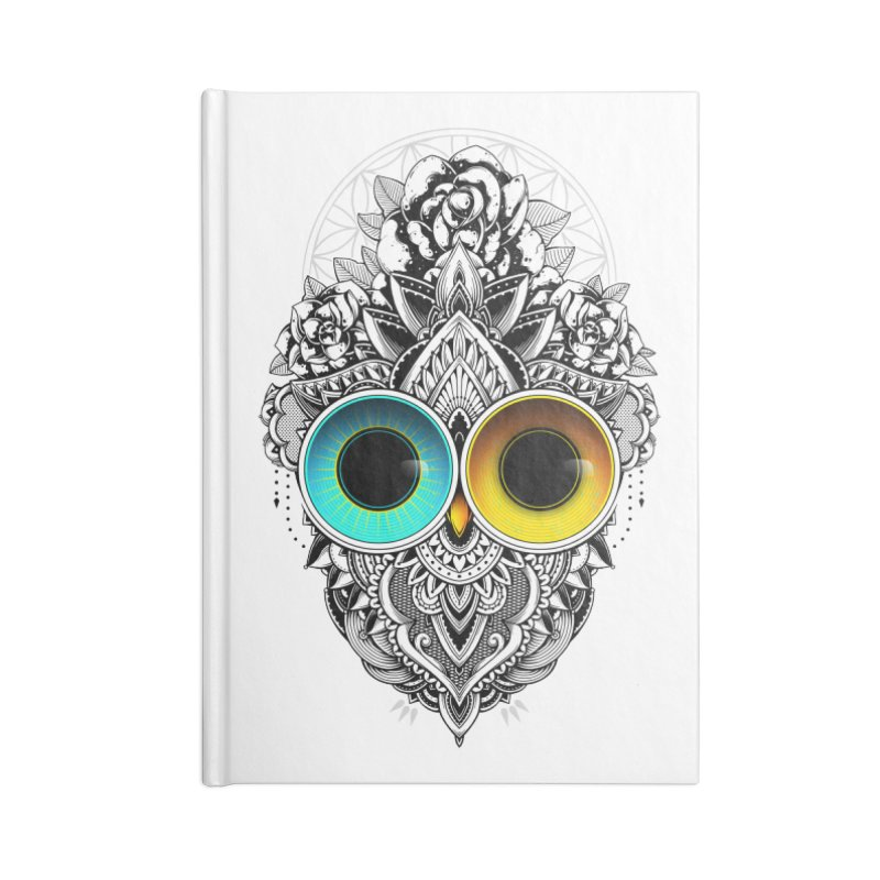 Eclipse Accessories Notebook by godzillarge's Artist Shop