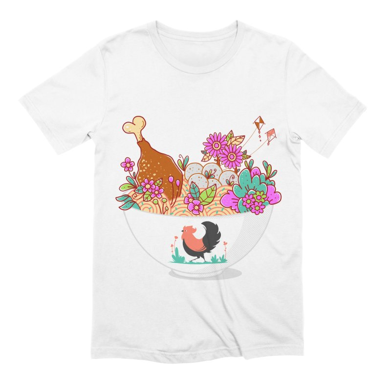 Bakmi Komplit Fantasy Men's Extra Soft T-Shirt by godzillarge's Artist Shop