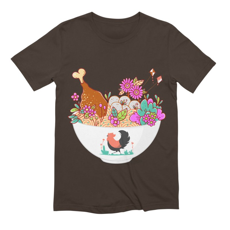 Bakmi Komplit Fantasy Men's Extra Soft T-Shirt by godzillarge's Artist Shop