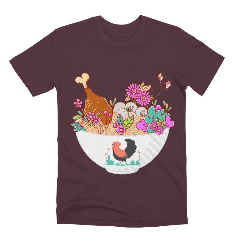 Bakmi Komplit Fantasy Men's Premium T-Shirt by godzillarge's Artist Shop