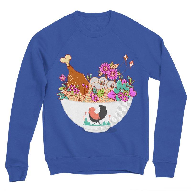 Bakmi Komplit Fantasy Women's Sponge Fleece Sweatshirt by godzillarge's Artist Shop