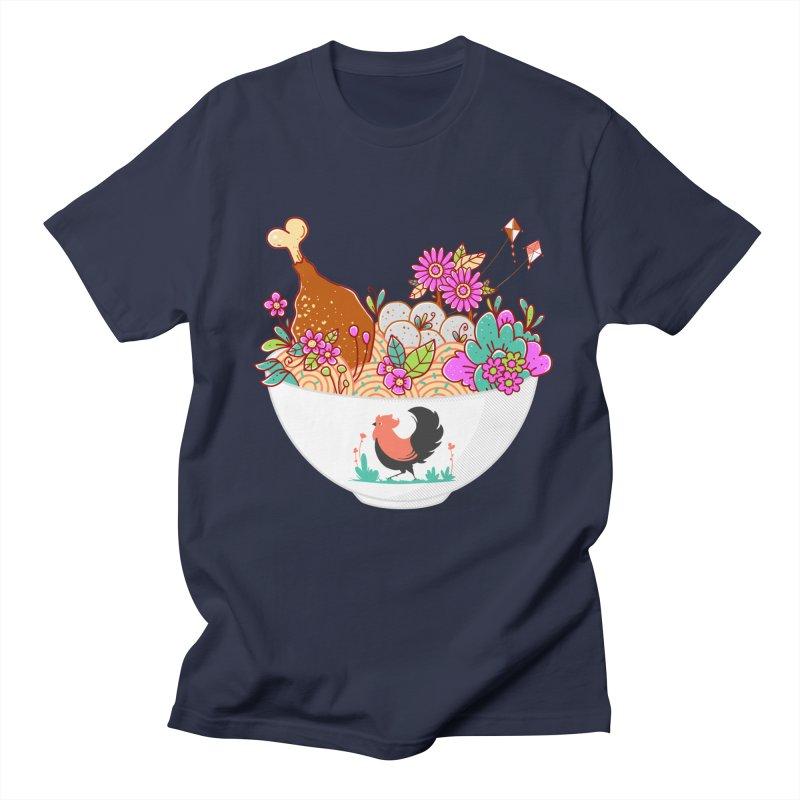 Bakmi Komplit Fantasy Women's Regular Unisex T-Shirt by godzillarge's Artist Shop