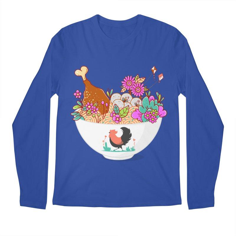 Bakmi Komplit Fantasy Men's Regular Longsleeve T-Shirt by godzillarge's Artist Shop