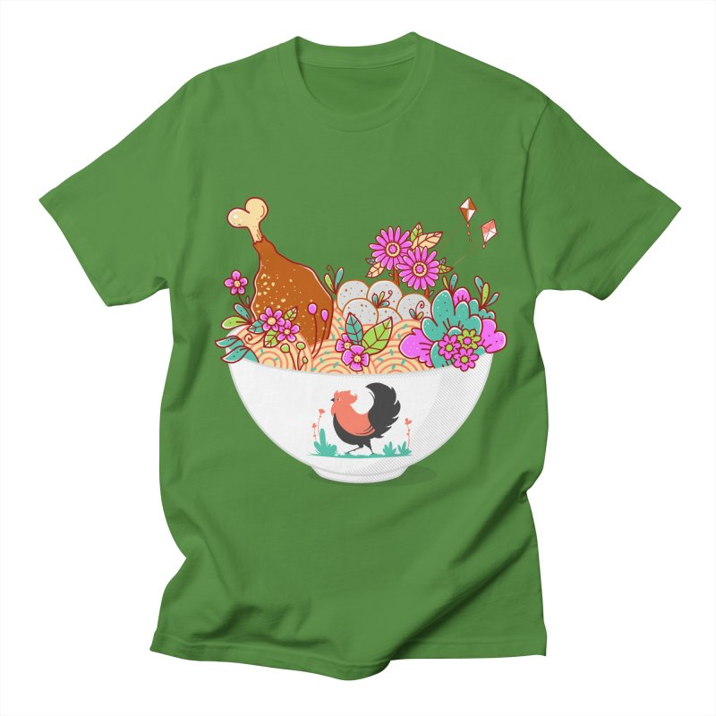 Bakmi Komplit Fantasy Men's Regular T-Shirt by godzillarge's Artist Shop