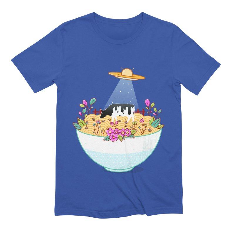 Kidnapped During Ramen Trip Men's Extra Soft T-Shirt by godzillarge's Artist Shop