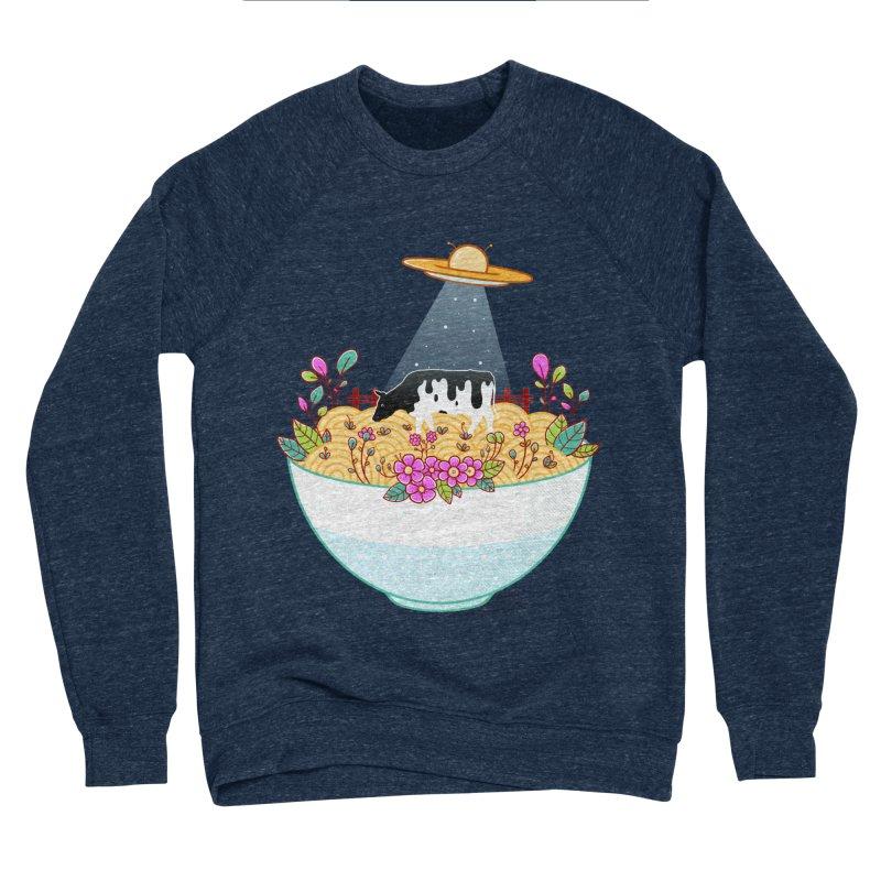 Kidnapped During Ramen Trip Women's Sponge Fleece Sweatshirt by godzillarge's Artist Shop