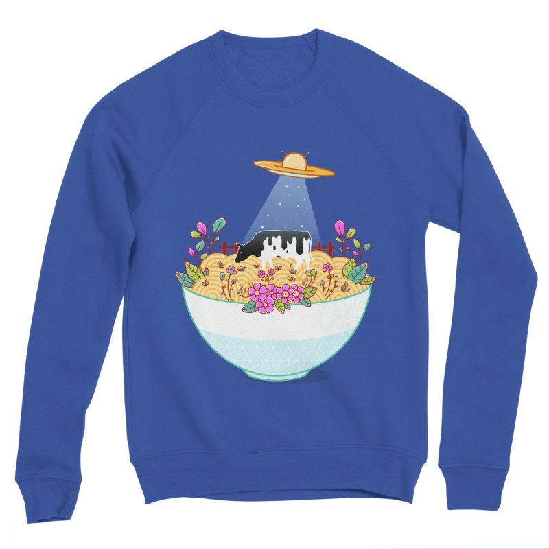 Kidnapped During Ramen Trip Men's Sponge Fleece Sweatshirt by godzillarge's Artist Shop