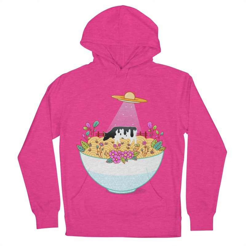 Kidnapped During Ramen Trip Women's French Terry Pullover Hoody by godzillarge's Artist Shop