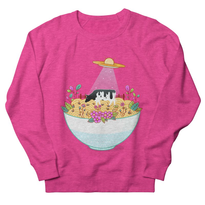 Kidnapped During Ramen Trip Men's French Terry Sweatshirt by godzillarge's Artist Shop