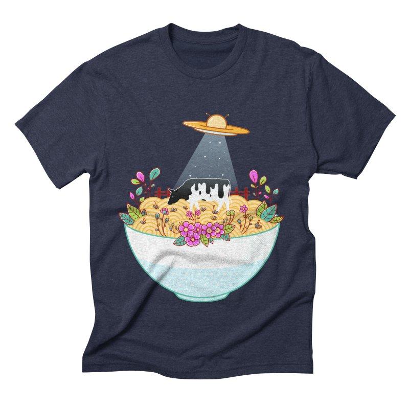 Kidnapped During Ramen Trip Men's Triblend T-Shirt by godzillarge's Artist Shop