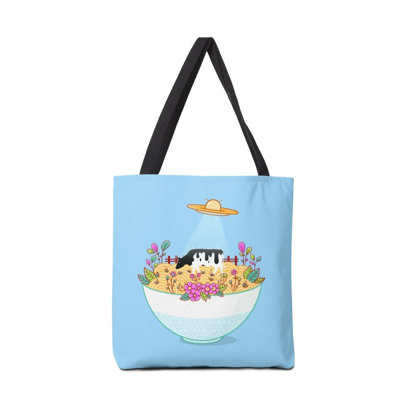 Kidnapped During Ramen Trip Accessories Bag by godzillarge's Artist Shop