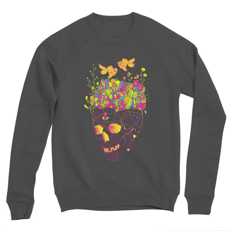 Get Lost With You II Men's Sponge Fleece Sweatshirt by godzillarge's Artist Shop