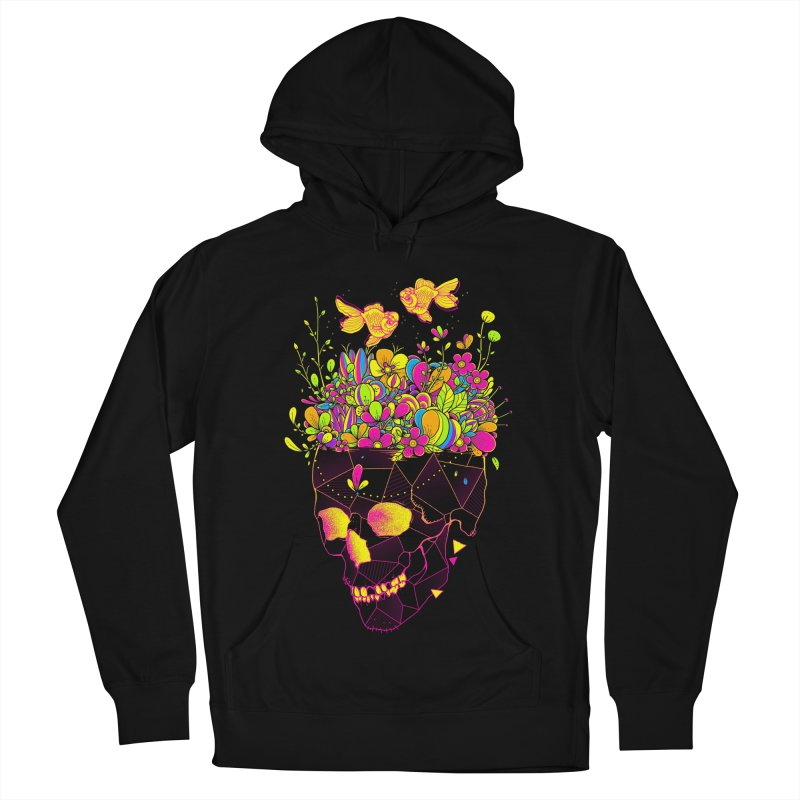 Get Lost With You II Men's French Terry Pullover Hoody by godzillarge's Artist Shop