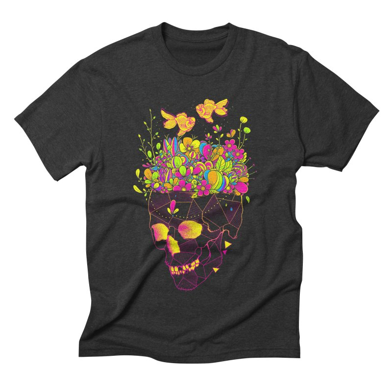 Get Lost With You II Men's Triblend T-Shirt by godzillarge's Artist Shop