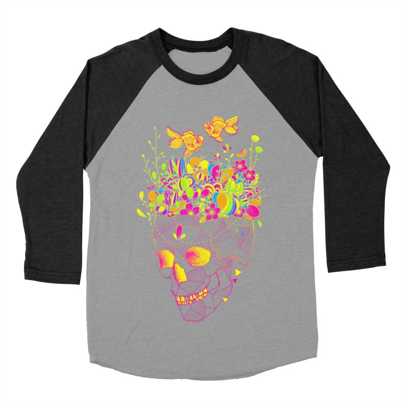 Get Lost With You II Women's Baseball Triblend Longsleeve T-Shirt by godzillarge's Artist Shop