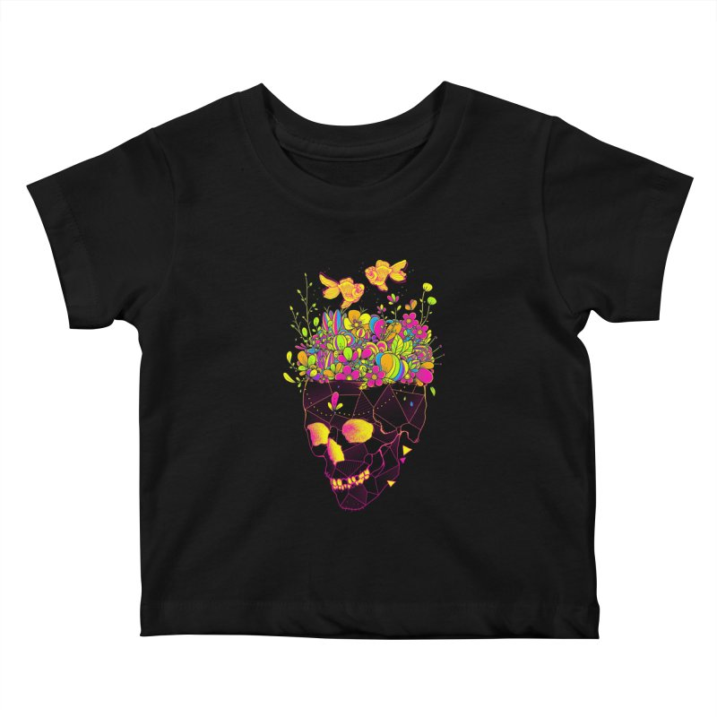 Get Lost With You II Kids Baby T-Shirt by godzillarge's Artist Shop
