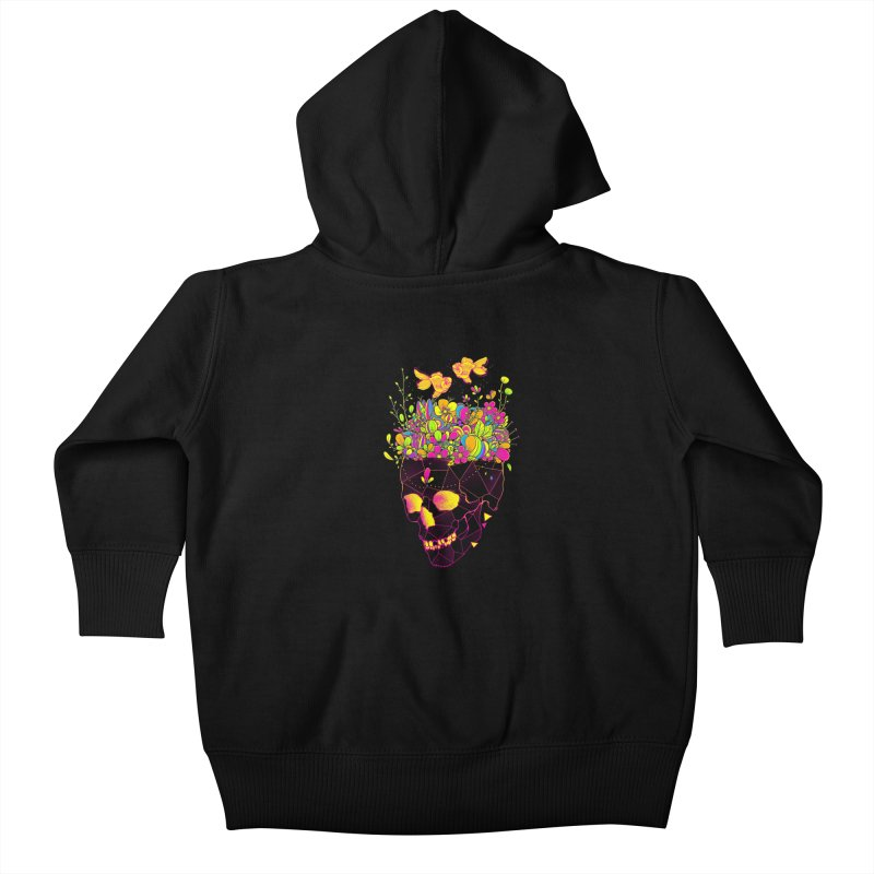 Get Lost With You II Kids Baby Zip-Up Hoody by godzillarge's Artist Shop