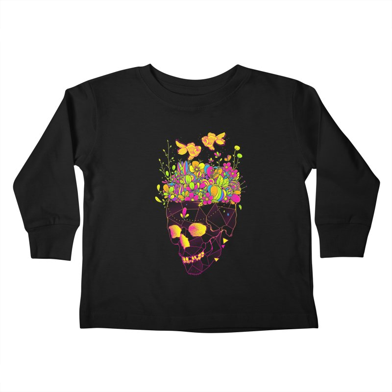 Get Lost With You II Kids Toddler Longsleeve T-Shirt by godzillarge's Artist Shop