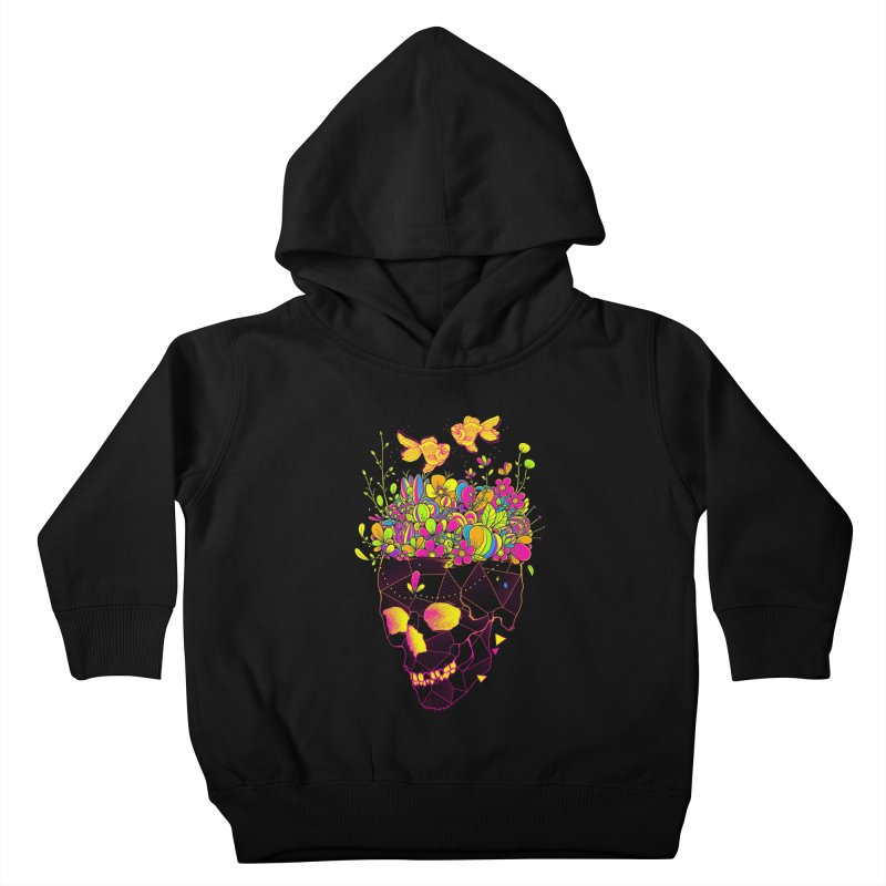 Get Lost With You II Kids Toddler Pullover Hoody by godzillarge's Artist Shop