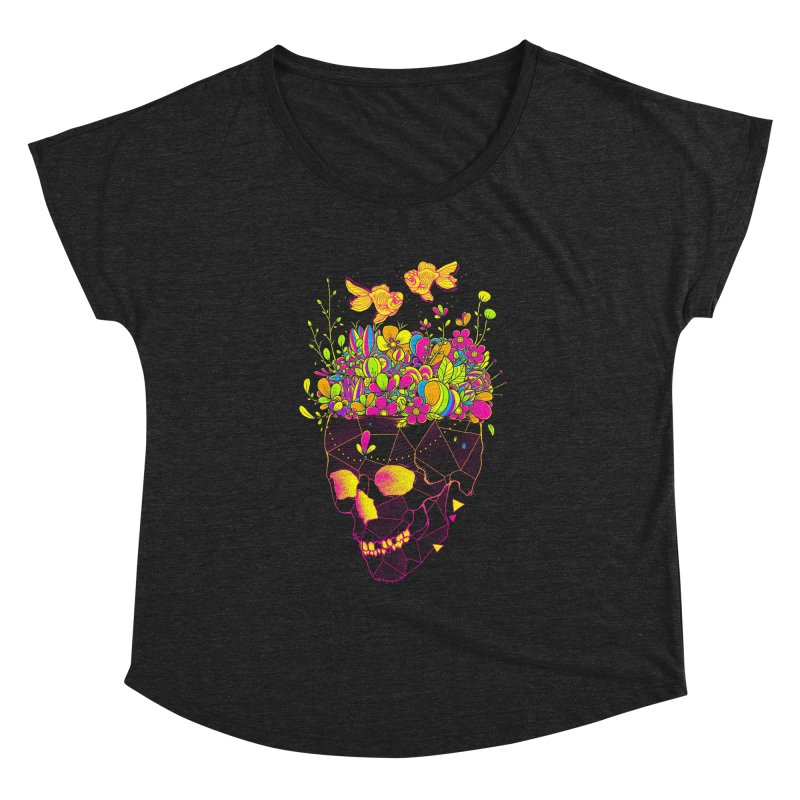 Get Lost With You II Women's Dolman Scoop Neck by godzillarge's Artist Shop