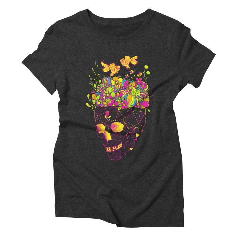 Get Lost With You II Women's Triblend T-Shirt by godzillarge's Artist Shop