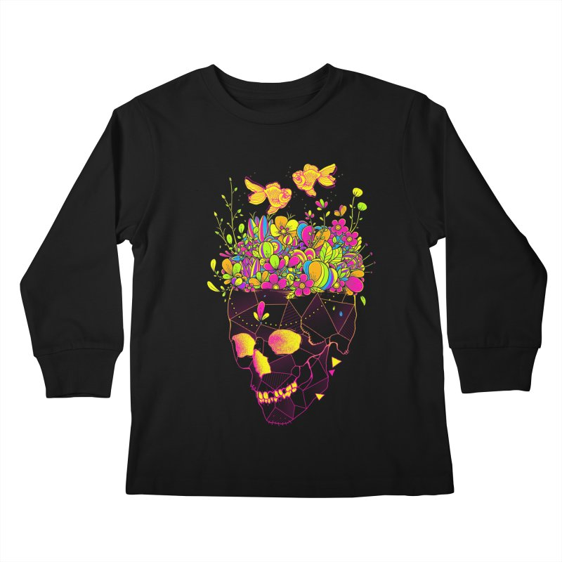 Get Lost With You II Kids Longsleeve T-Shirt by godzillarge's Artist Shop
