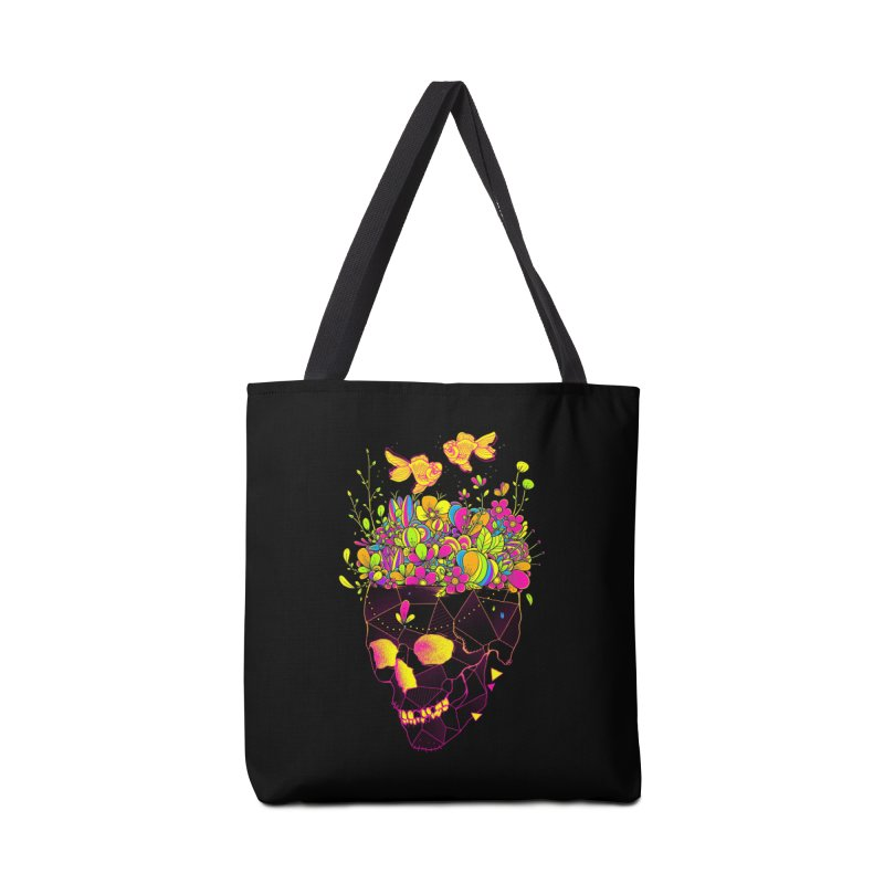 Get Lost With You II Accessories Bag by godzillarge's Artist Shop