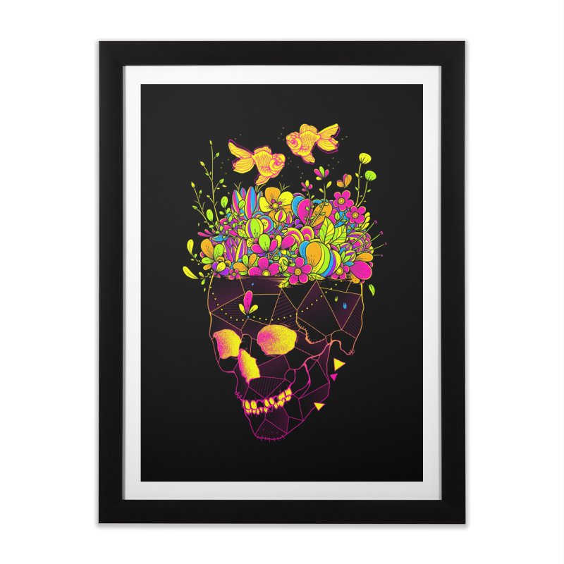 Get Lost With You II Home Framed Fine Art Print by godzillarge's Artist Shop