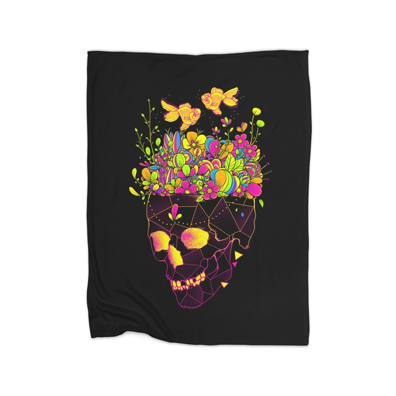 Get Lost With You II Home Blanket by godzillarge's Artist Shop